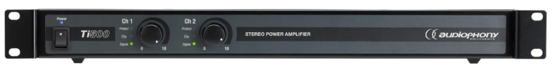 Ampli à découpage Audiophony Ti500