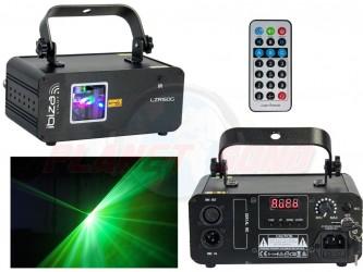 Laser vert Ibiza 150mw LZR150G