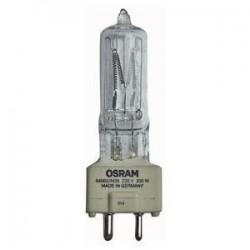 Lampe pour fresnel et PC Gy9.5 230v 300w Osram