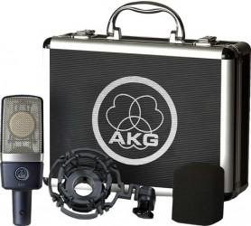 Micro statique AKG C214