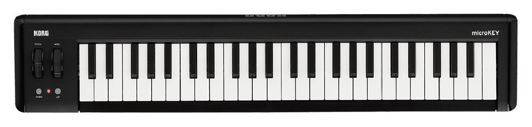 Clavier Maître Korg  MICROKEY 49 MK2