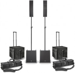Système line array LD Systems CURV500 BUNDLE