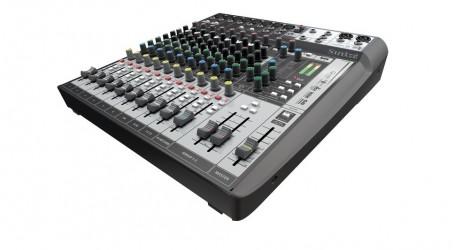 Console de Mixage Analogique Soundcraft Signature12 MTK