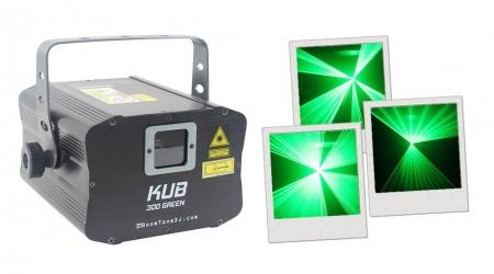 Laser Vert BoomToneDJ KUB 300 Green