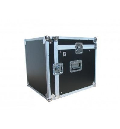 Flight case régie 19'' 10X8U vertical Executive Audio FC 10X8