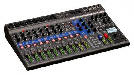 Console de Mixage Numérique Zoom LIVETRACK L12