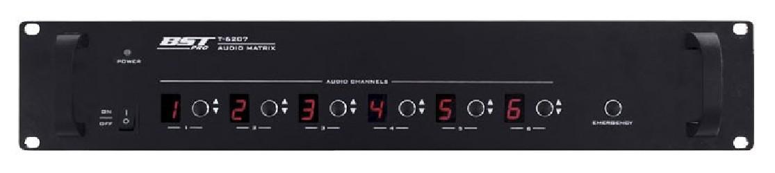 Matrice Audio BST Pro T6207