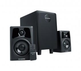 Système monitors M Audio Studiophile AV321