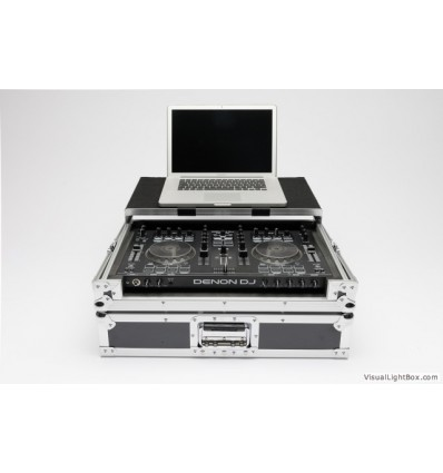 Flight case de transport MAGMA Dj Controller Workstation MC4000