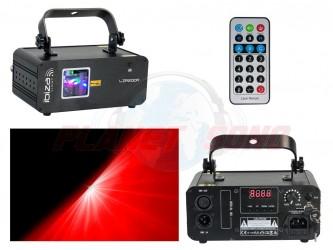 Laser rouge Ibiza 200mw LZR200R
