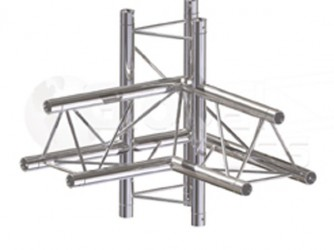 Global Truss Structure série F23 - Angle F23C45 Angle 4D 50cm