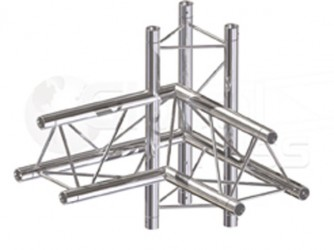 Global Truss Structure série F23 - Angle F23C44 Angle 4D 50cm