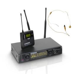 Micro sans fil LD Systems WIN42 BPHH