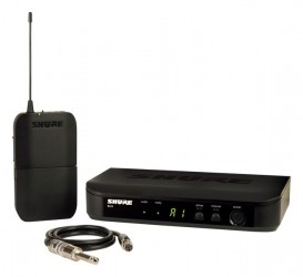 Micro sans fil instrument Shure BLX14E 17