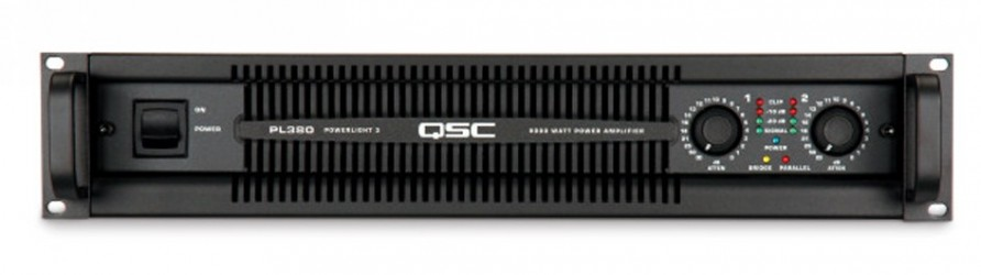 Amplificateur  à découpage QSC PL 380