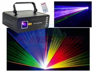 Laser Ibiza 1100mw SCAN1100RGB