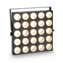 Panneau matrice 5 x 5 LED Cameo MATRIX PANEL 3 WW