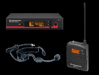Micro casque UHF Sennheiser EW 152 G3