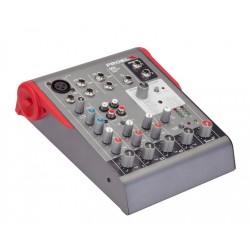 Table de mixage Proel Mi5 avec effets