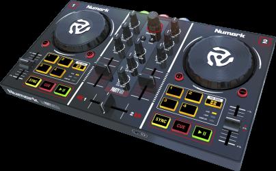 Contrôleur DJ USB Numark partymix