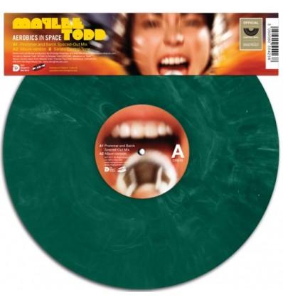 Vinyl Timecodé Serato MAYLEE TODD Vert