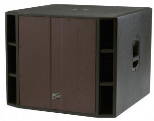Caisson de basse amplifié Audiophony SRSUB18A