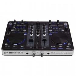 Contrôleur DJ USB JbSystems DJKONTROL3S