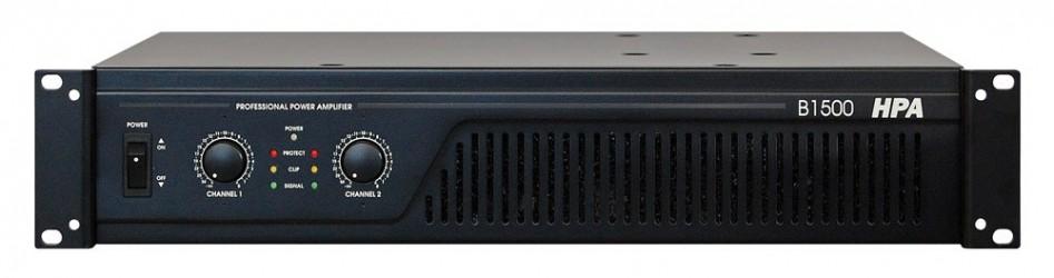 Amplificateur professionnel HPA B1500