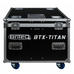Flight case Briteq pour BTX TITAN