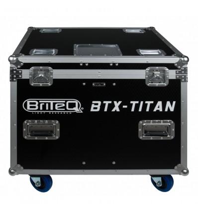 Flight case Briteq pour BTX TITAN