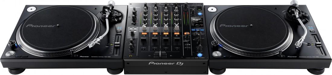 Régie Pioneer PLX1000 & Djm750mk2