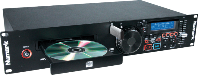 Platine CD Numark MP103USB