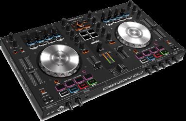 Contrôleur DJ USB Denon DJ MC4000