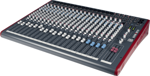Table de mixage Allen & Heath ZED24