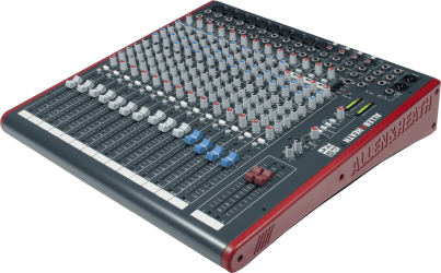 Table de mixage Allen & Heath ZED 18