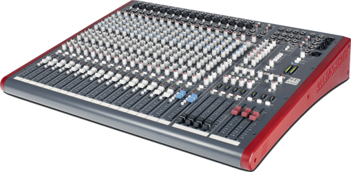 Table de mixage Allen & Heath ZED 420