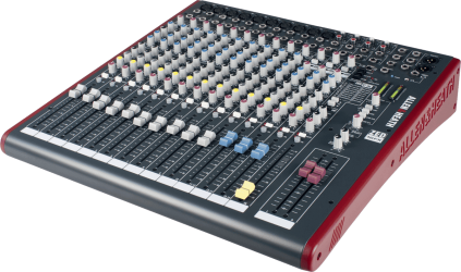 Table de mixage Allen & Heath ZED 16 FX