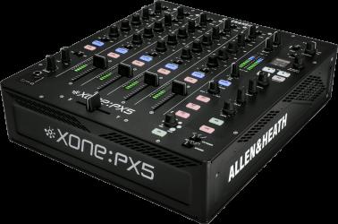 Table de mixage Allen & Heath Xone PX5