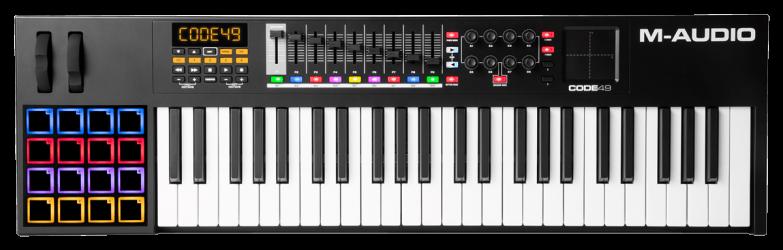 Clavier Maître M Audio Code25 bk