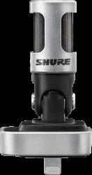 Micro pour smartphone IOS shure Mv88