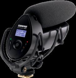 Micro pour caméra Shure VP83F