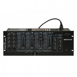 Table de mixage JB Systems MIX6 USB