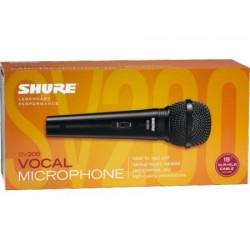 Micro à fil Shure SV200A