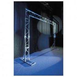 Pont lumière complet Showtec DJ TRUSS STAND