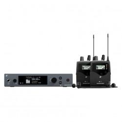 Système ear monitor Sennheiser EW IEM G4