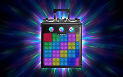 Tout en un dj Numark PARTY MIX PRO