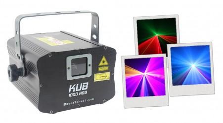 Laser BoomTone DJ KUB 1000 RGB