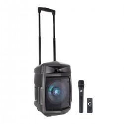 Sono portable Boomtone Dj Traveler 8 VHF