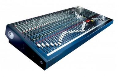 Table de Mixage orchestre PRO Soundcraft SPIRIT LX7 II 32