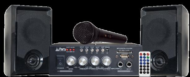 Pack Karaoke Party KA100